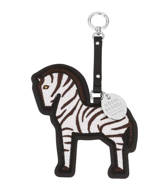 Zoey the Zebra Bag Charm