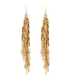 Charleston Fringe Earring