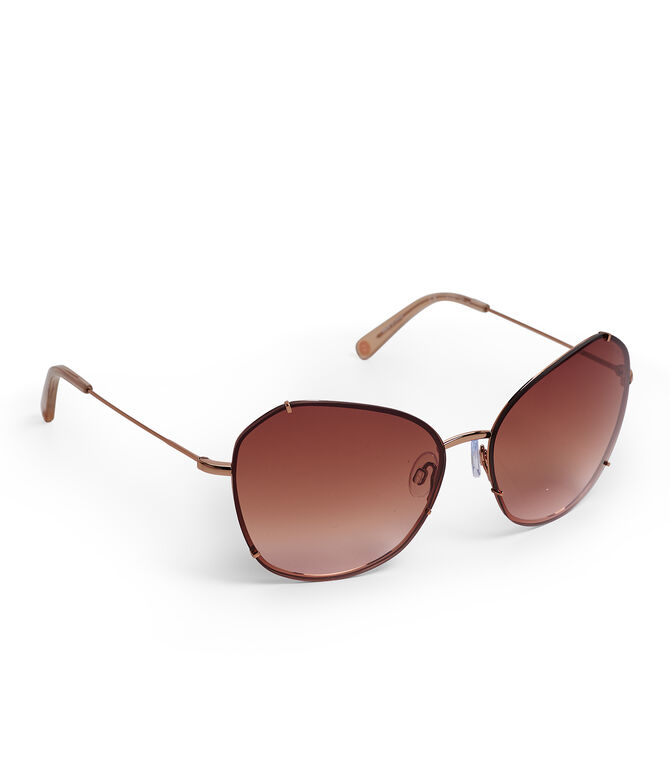 Alexa Cat Eye Sunglasses