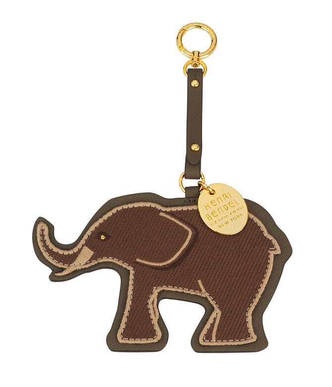 Louise the Elephant Bag Charm