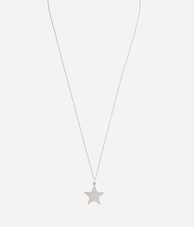 Luxe Fashionista Star Long Pendant