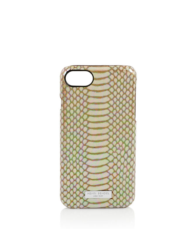 West 57th Metallic Snake Case for iPhone 6/7