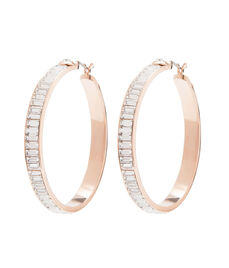 Harry Hoop Medium Earrings