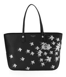 West 57th Lilies E/W Tote
