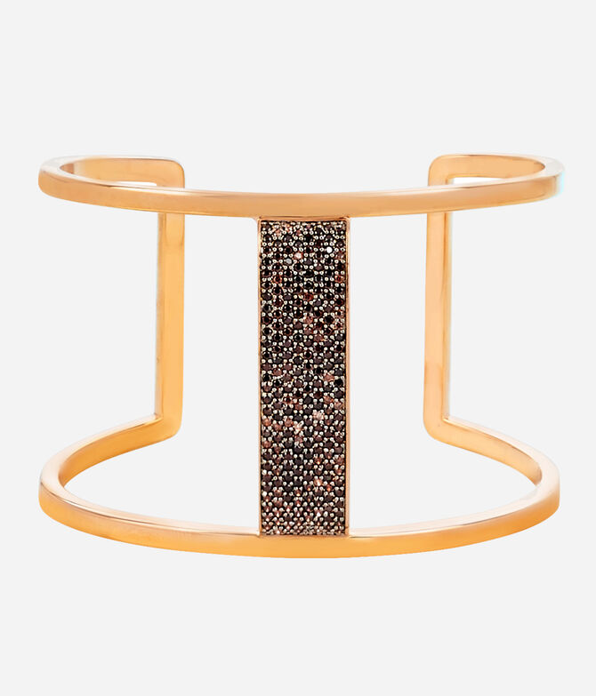 Luxe Elements Harmony Pave Cuff
