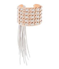 East Hampton Fringe Cuff Bracelet