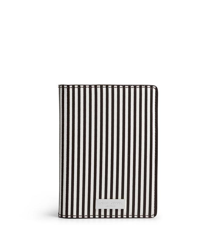 Centennial Stripe Color Blocked Passport Cover
