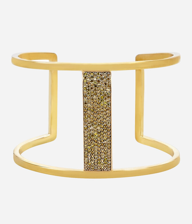Luxe Elements Truth Pave Cuff