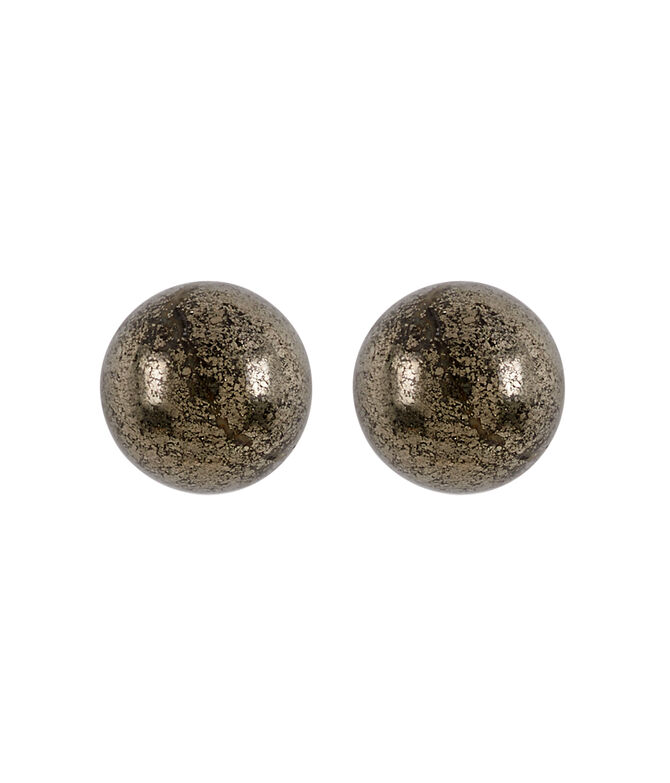 Tribal Front to Back Stud Earring