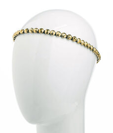 Rivet Crystal Headwrap