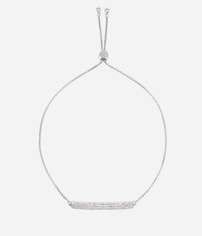 Luxe Elements Hope Pave Slider Bracelet