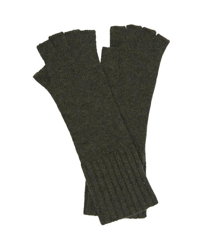 Henri Bendel Cashmere Fingerless Gloves