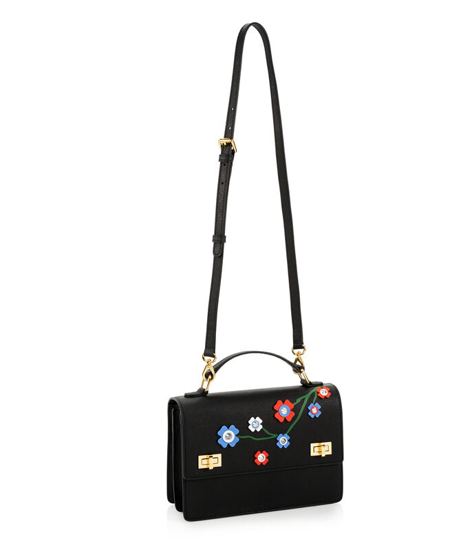 West 57th Bouquet Schoolbag