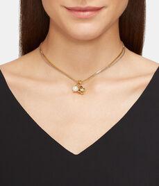 Socialite Pearl Collar