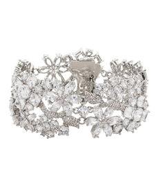 Henri Bendel Debutante Pearl Tennis Bracelet