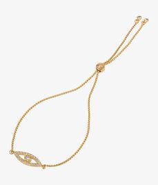 Luxe Evil Eye Charm Bracelet