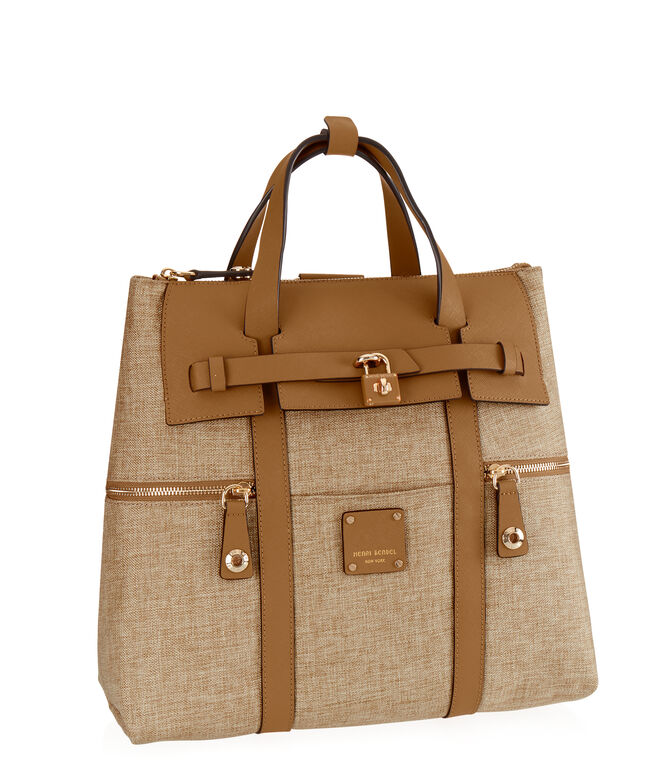 Jetsetter Convertible Canvas Backpack