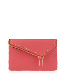Debutante Studded Convertible Clutch