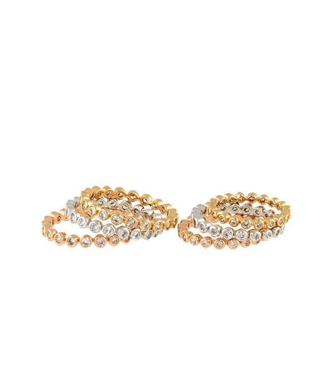 Luxe Uptown Stack Ring