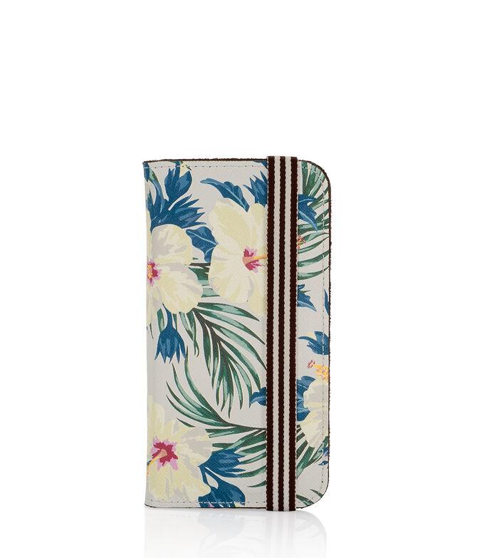 Dalton Floral Print Case for iPhone 6/7