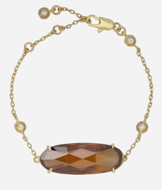 Luxe Rose Cut Delicate Bracelet