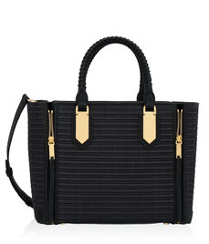 A-List Straw Satchel