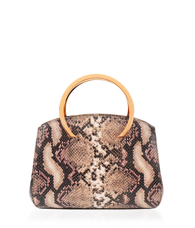 Premium Snake Dinner Satchel