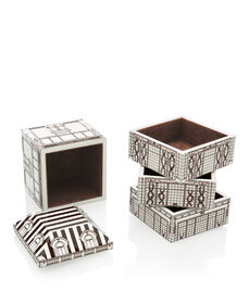 Heritage Suite 712 Lacquer Stack Box