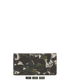 West 57th Floral Camouflage Kangaroo Wallet