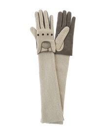 Perforated Driver Gloves