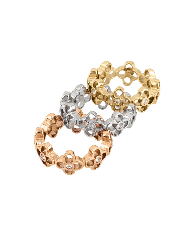 Iconic Charm Stack Ring
