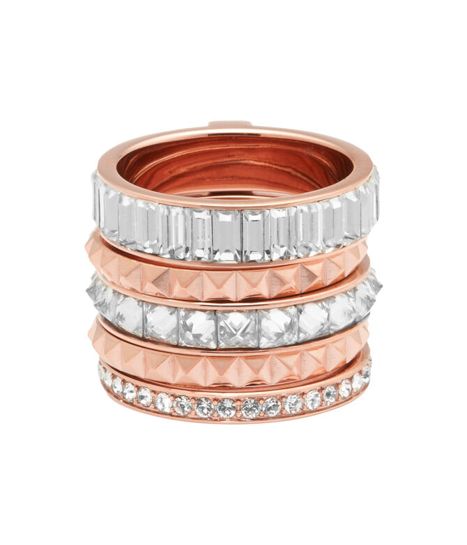 Chrysler Puzzle Ring