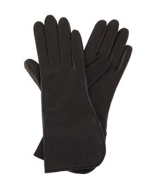 Foldable Leather Gloves