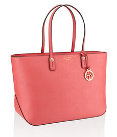 West 57th Pearlized E/W Tote