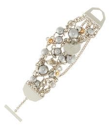 Socialite Pearl Girlfriend Bracelet