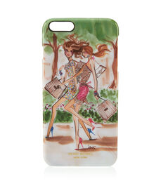 Walking Girls Case for iPhone 6/6s Plus