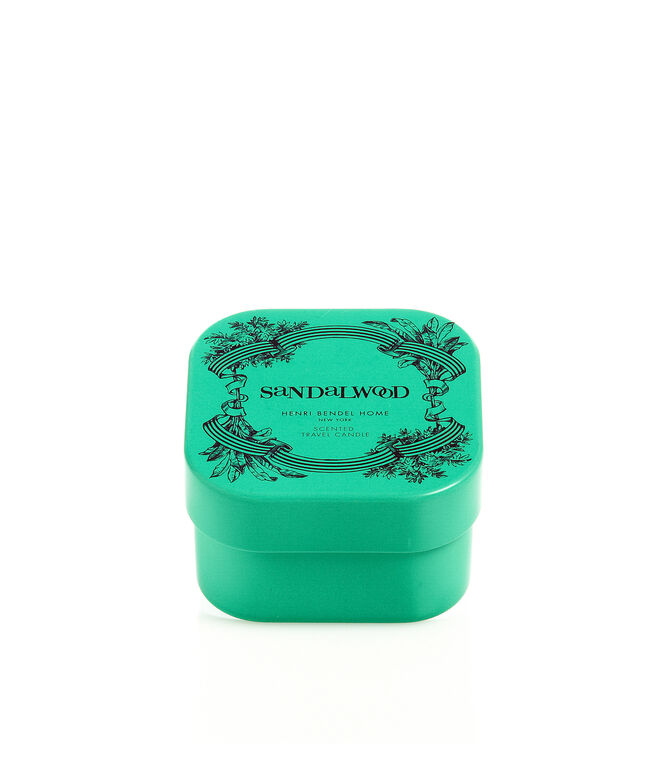 Sandalwood Travel Candle
