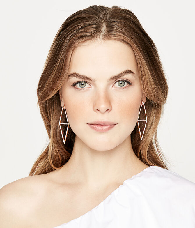 Luxe Highline Chandelier Earring