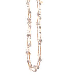 Socialite Plus Pearl Necklace