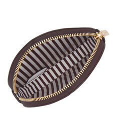 Centennial Stripe Round Coin Purse