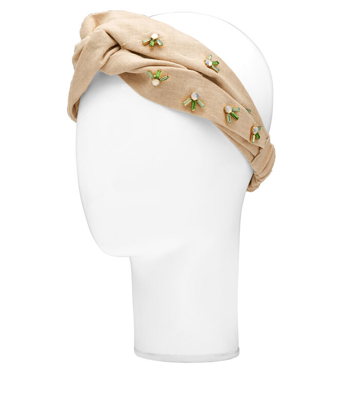 Henri Bendel Crystal Headscarf