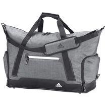 heathered travel bag