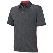 climacool Heather Deboss Polo