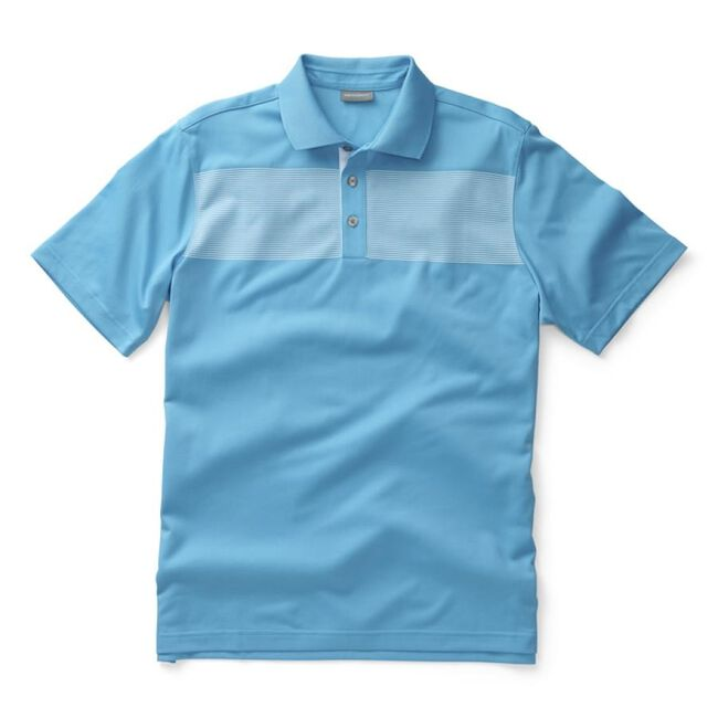 Performance EZ-SOF Chest Stripe Golf Shirt
