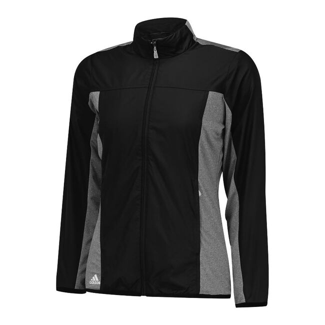 Microstripe Wind Jacket