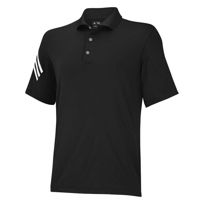 Puremotion ClimaCool 3-Stripes Sleeve Polo