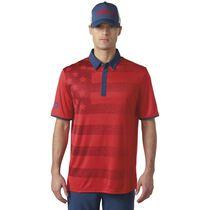 climacool®  USA Flag Polo