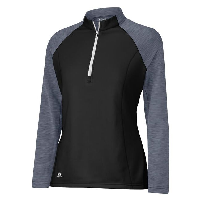 ClimaWarm 1/2-Zip Blocked Pullover
