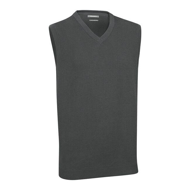 Pima V-Neck Sweater Vest