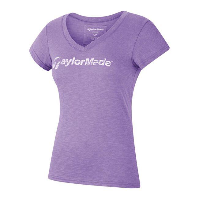 TaylorMade Logo Ladies Tee
